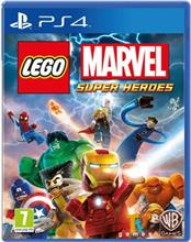 Poza Lego Marvel Super Heroes Ps4