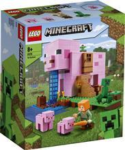 Lego Minecraft Casa Purcelusilor