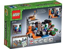 LEGOu00AE Minecraftu2122 - The Cave - 21113