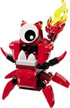 Lego Mixels - Flamzer - 41531