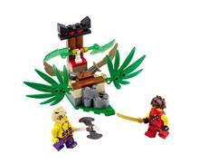 Legou00E2u00AE Ninjagou00E2u201Eu00A2 Capcana Din Jungla - 70752