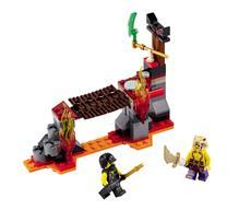 Legou00E2u00AE Ninjagou00E2u201Eu00A2 Cascada De Lava - 70753
