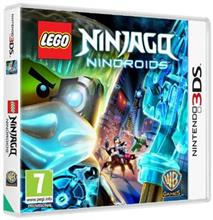 Lego Ninjago Nindroids Nintendo 3Ds