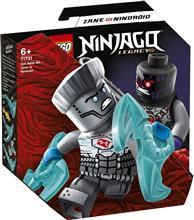 Lego Ninjago Set De Lupta Epica - Zane Contra Nindroid