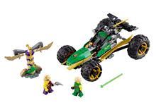 Legou00E2u00AE Ninjagou00E2u201Eu00A2 Vehicul Pentru Jungla - 70755