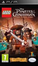 Lego Pirates Of The Caribbean Psp
