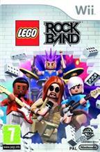 Lego Rock Band Nintendo Wii