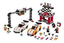Legou00E2u00AE Speed Champions Porsche 911 Gt La Linia De Finis - 75912