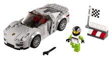 Legou00E2u00AE Speed Champions Porsche 918 Spyder - 75910
