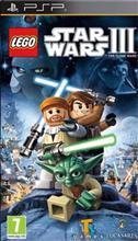 Lego Star Wars Iii The Clone Wars Psp