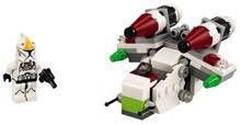 LEGOu00AE Star Warsu2122 - Republic Gunshipu2122 - 75076