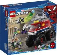 Lego Super Heroes Camionul Gigant Al Omului Paianjen Contra Mysterio