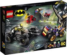 Legoâ® Super Heroes Urmarirea Lui Joker Cu Mototriciclul