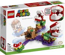Lego Super Mario Set De Extindere Provocarea Plantei Piranha