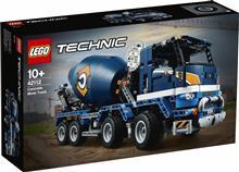 Legoâ® Technic Concrete Mixer Truck