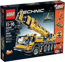 Lego Technic Macara Mobila Mk Ii - 42009
