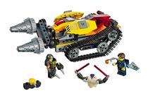 Legou00E2u00AE Ultra Agents Drillex Si Furtul Diamantului - 70168