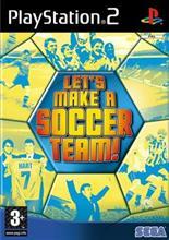 Lets Make A Soccer Team Ps2