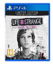 Life Is Strange Before The Storm Limited Edition Ps4