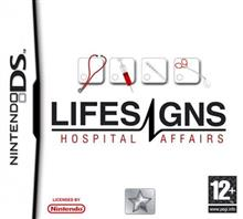 Lifesigns Hospital Affairs Nintendo Ds