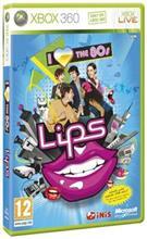 Lips I Love The 80S Xbox360