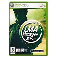 Lma Manager 2007 Xbox 360