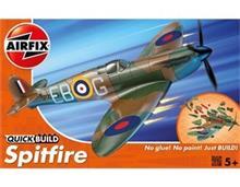 Macheta Avion De Construit Spitfire