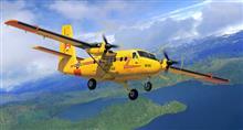 Macheta Avion Revell Dhc-6 Twin Otter - Rv4901