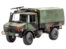 Macheta Camion Militar Lkw 2T. Tmil Gl (Unimog) - Revell 03082