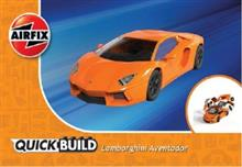 Macheta Masina De Construit Lamborghini Aventador