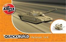 Macheta Tanc De Construit Challenger Tank