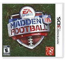 Madden Nfl Football Nintendo 3Ds