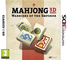 Mahjong Warriors Of The Emperor Nintendo 3Ds