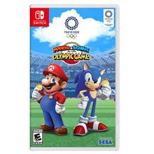 Mario And Sonic Olympic Games Tokyo 2020 Nintendo Switch