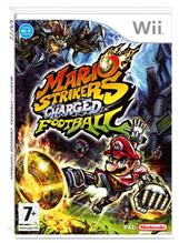 Mario Strikers Charged Football Nintendo Wii
