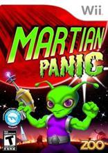 Martian Panic Nintendo Wii