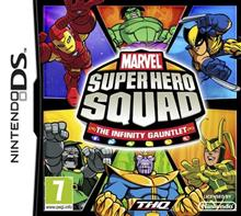 Marvel Super Hero Squad The Infinity Gauntlet Ninendo Ds