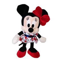 Mascota De Plus I Love Minnie 20 Cm