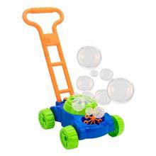 Masina De Tuns Iarba Pentru Copii Globo Wtoy Cu Dispozitiv Baloane De Sapun