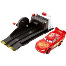 Masina Disney Cars By Mattel Fulger Mcqueen Cu Lansator