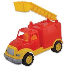 Masina Pompieri 30 Cm Cu 36 Piese Constructie In Cutie Ucar Toys Uc102