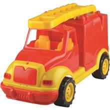 Masina Pompieri 43 Cm In Cutie Ucar Toys Uc108