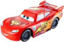 Masinuta Cars Wheelie Action Racers Lightning Mcqueen