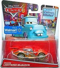 Masinuta Disney Cars Tokyo Mater Dragon Flash Lightning Mcqueen