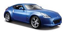 Masinuta Maisto 2009 Nissan 370Z Diecast Vehicle Blue