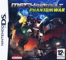 Mech Assault Phantom War Nintendo Ds