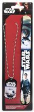 Medalion Star Wars Episode Vii Bb-8 And Rey Slap Bracelet