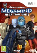 Megamind Mega Team Unite Nintendo Wii