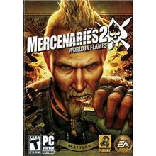 Mercenaries 2 World In Flames Pc