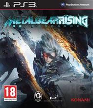Metal Gear Solid Rising Ps3